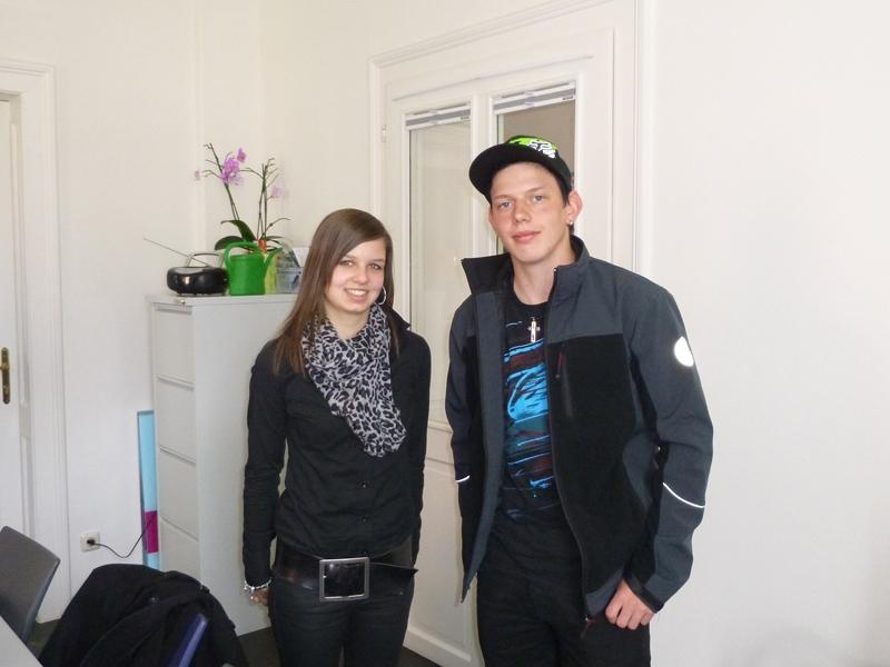 Bettina und Daniel