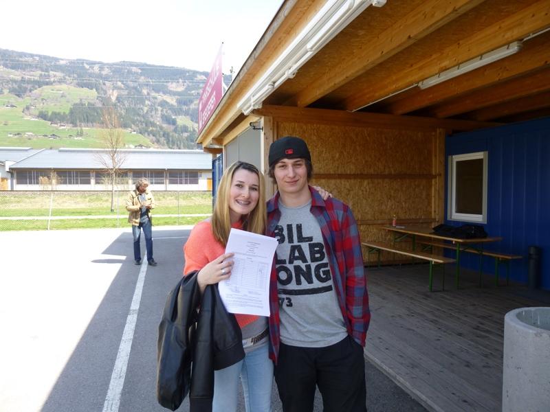 Natalie und Daniel