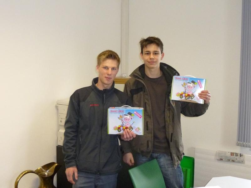 Fabian und Werner