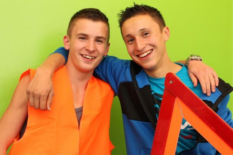 Johannes und Markus