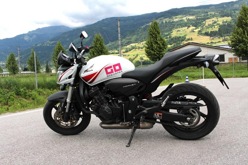 Honda Hornet, 600 ABS
