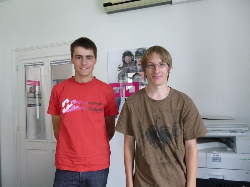 Johannes und Alexander