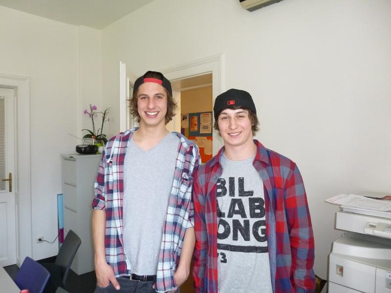 Florin und Daniel