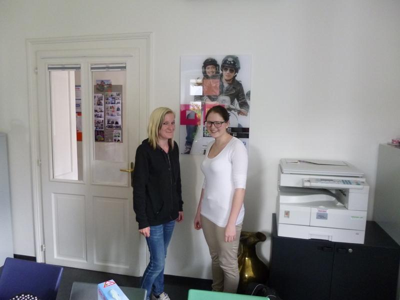 Annika und Johanna