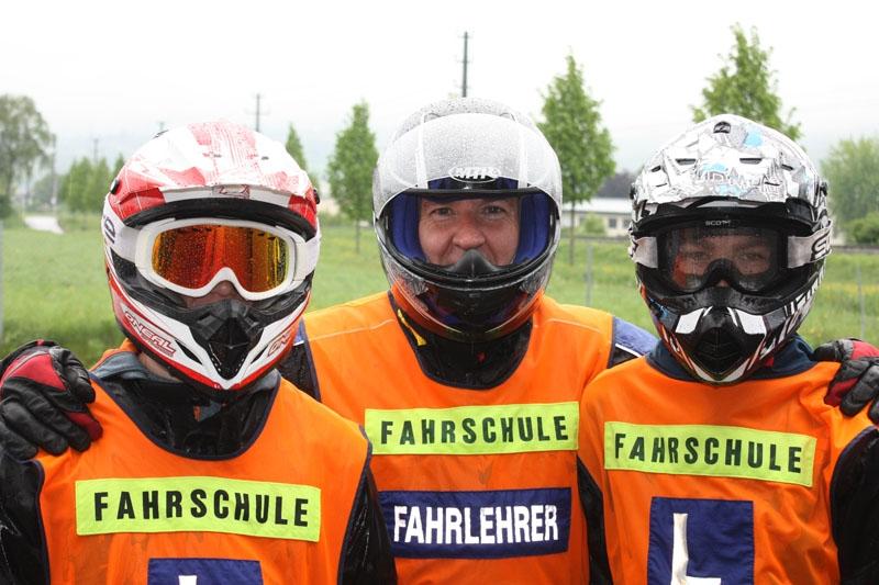 Zwicki mit 2 Mopedler