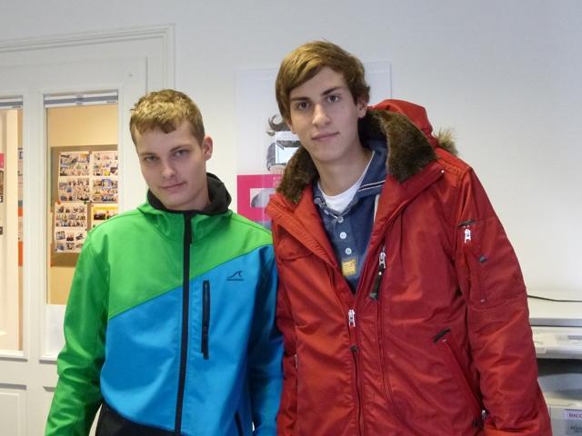 Mario und Mathias