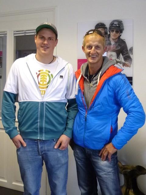 Markus und Hans